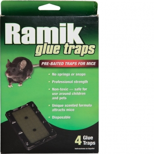 Ramik Glue Traps 4-Pack