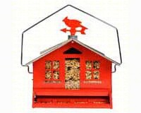 Squirrel Be Gone Wild Bird Feeder PP338