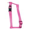 coastal adjustable harness, hot pink