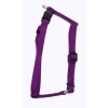 coastal adjustable harness, purple