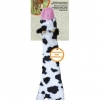 skinneeez crinkler cow 14 in