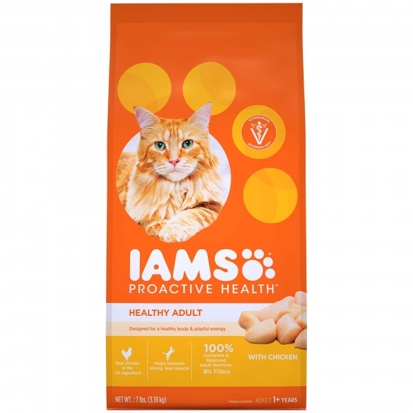 Iams Healthy Adult Cat