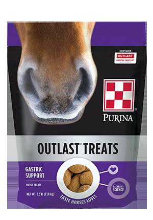 Outlast Horse Treats 3.5 lbs