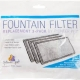 Fountain Filter Replacement 3-Pack