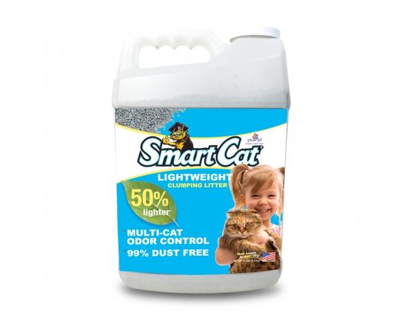 SmartCat Lightweight Clumping Litter