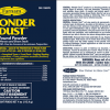 Wonder Dust Label