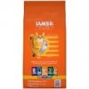 iams Healthy Adult cat back label