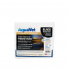 AquaVet Black Pond dye throw packs