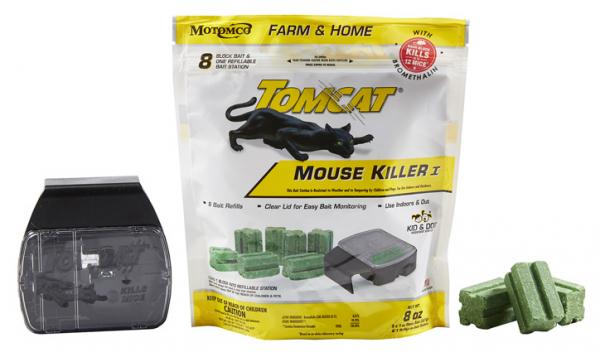 Tomcat Rodent Killer