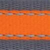 Coastal Orange Reflective Sample
