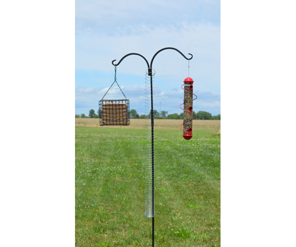 Squirrel Proof II Spring Device